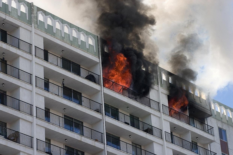 incendio comunidad de vecinos