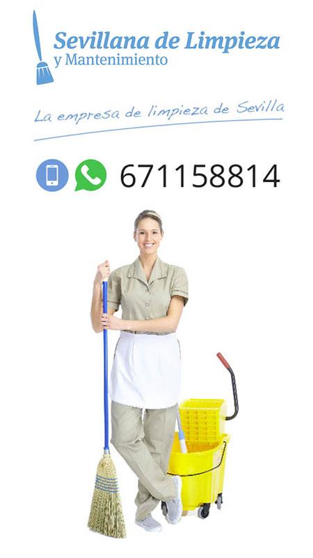 Empresa de Limpieza en Sevilla