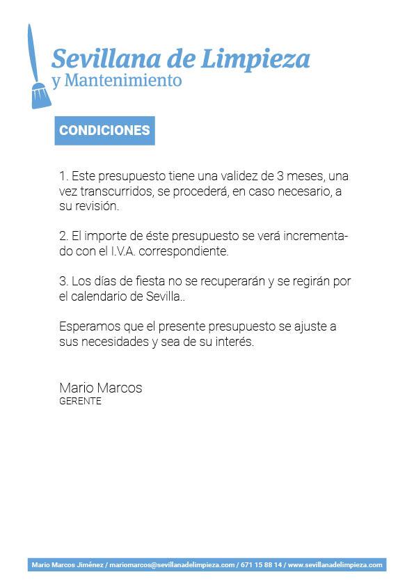 EJEMPLO REAL DE PRESUPUESTO DE LIMPIEZA DE FARMACIA EN SEVILLA ACEPTADO 05