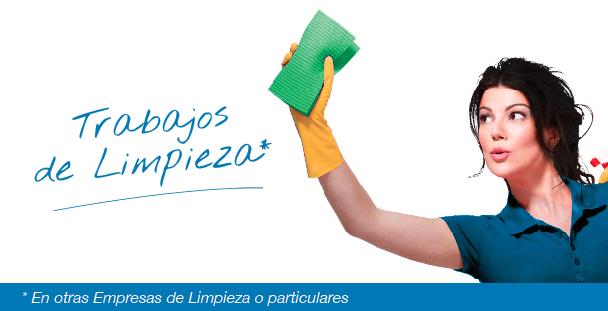Trabajo Limpieza Sevilla